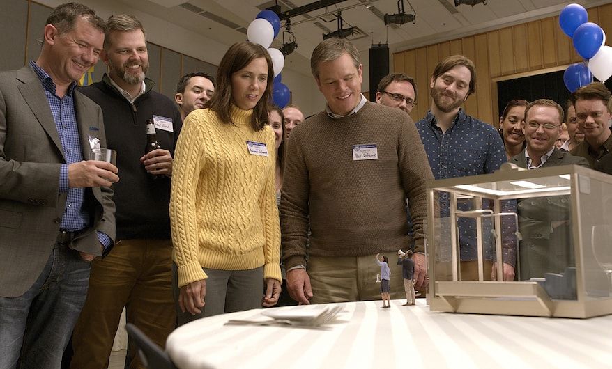 TELLURIDE FILM FESTIVAL REVIEW: Alexander Payne Bites Off Too Big a Chunk in Miniature Dramedy DOWNSIZING