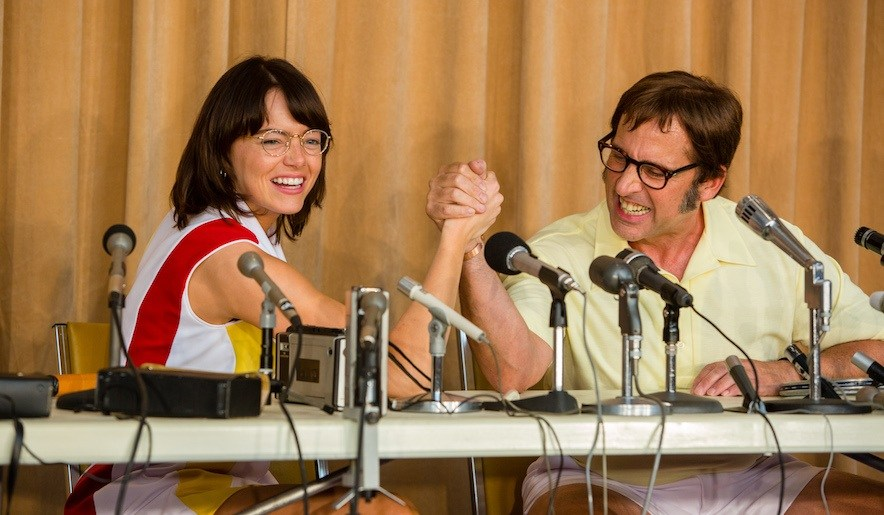 BATTLE OF THE SEXES Celebrates of Personal Achievement